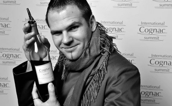 International Cognac Summit 2010 : Joseph Biolatto du bar le Forum (itv vidéo)