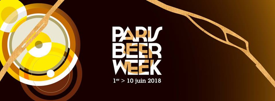 Paris Beer Week 2018 en île de France