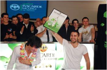 Bacardi Mojito cup 2010