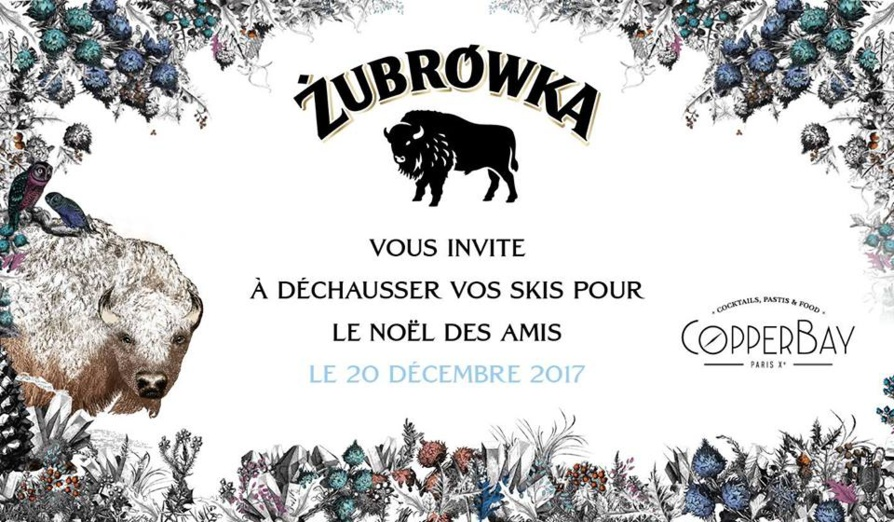 Noël des amis 2017 au CopperBay à Paris