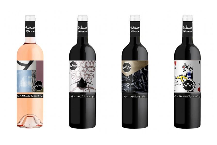 Nouveauté : Nektart Wine