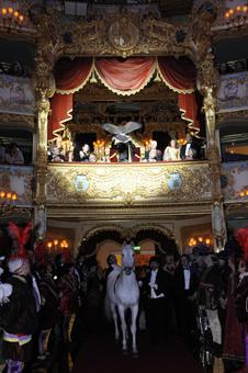 Le carnaval des Ambassadeurs à Venise
