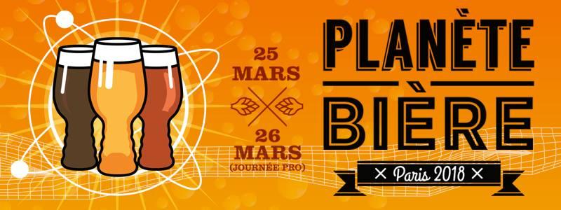 Planète Bière 2018 à Paris