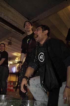 42 Below WorldCup  : 3 barmen français en Nouvelle-Zélande