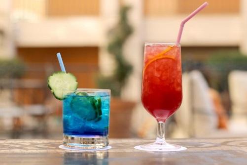 Cocktails de la Saint Valentin 2018 à l'Hôtel Ellington Nice Centre