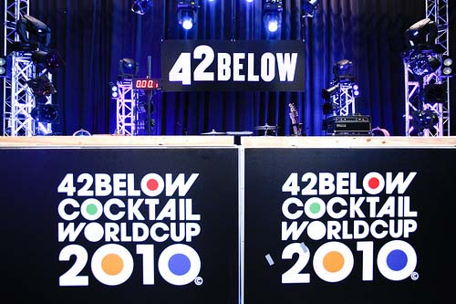 42 Below Cocktail WorldCup - 26 mars