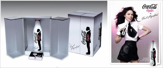 Coca-Cola Light par Lagerfeld