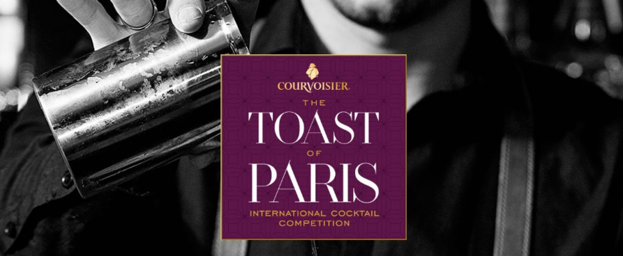 The Toast of Paris 2018 by Couvoisier