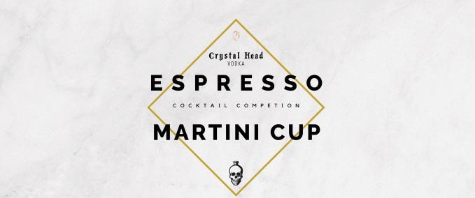 Crystal Head Vodka Espresso Martini Cup 2018
