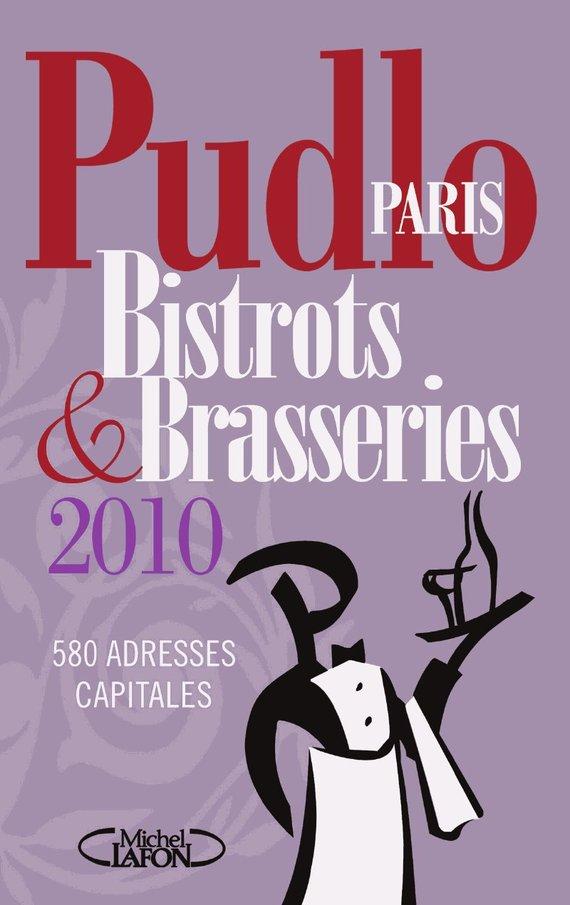 Pudlo Paris Bistrots et Brasseries