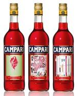 Campari créé le Art Label Project pour les 150 ans de la marque