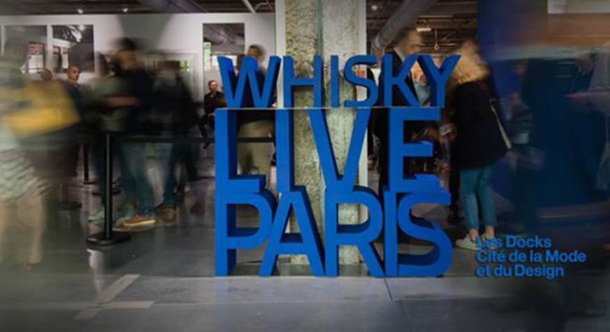 Whisky Live Paris 2018