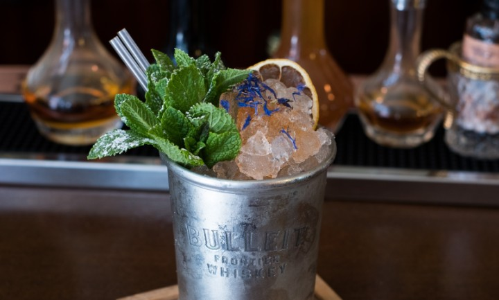 Cocktail signature « Diresta Julep » by Mido