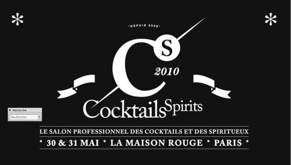 Salon Cocktails Spirits 2010