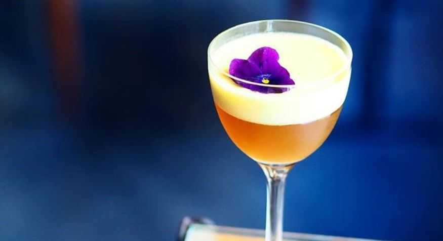 """Cocktail Signature """"3+2"""" by Alejandro Alayon Torres"""