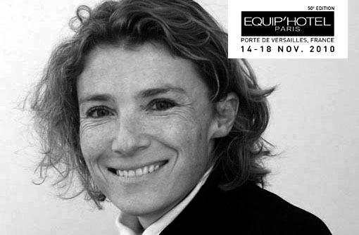 EquipHotel 2010 : Interview de Corinne Menegaux