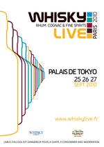 Le Whisky Live Paris 2010 au Palais de Tokyo !