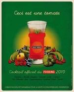 Cet été, Ricard passe au rouge et allume les lampions de la première Bazarette Fooding® avec des tomates 100% nature !