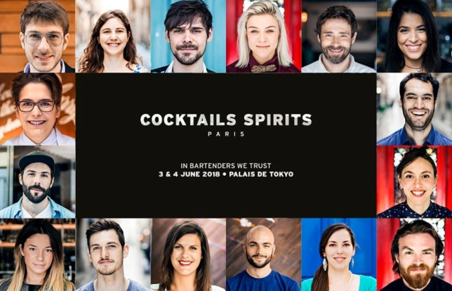 Cocktails Spirits Paris 2018 : les conférences du BAR ROUGE