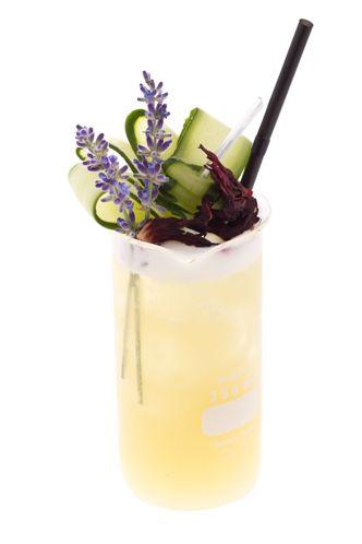 "Cocktail ""Ginomber"""