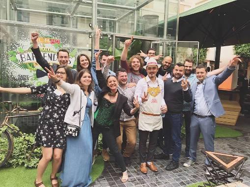 The Bartenders Society 2018 : Thomas Fernandez remporte la finale !