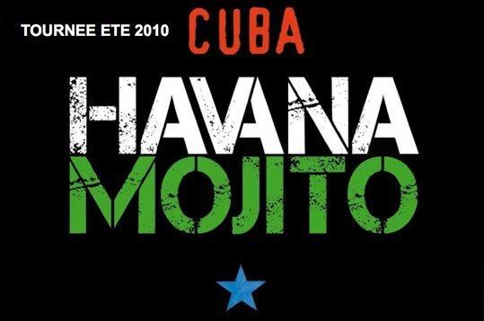 Tournée estivale Havana Club 2010