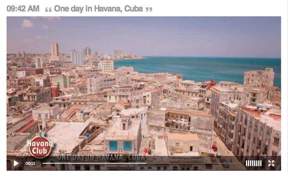 Mojito Havana : le patrimoine de Cuba