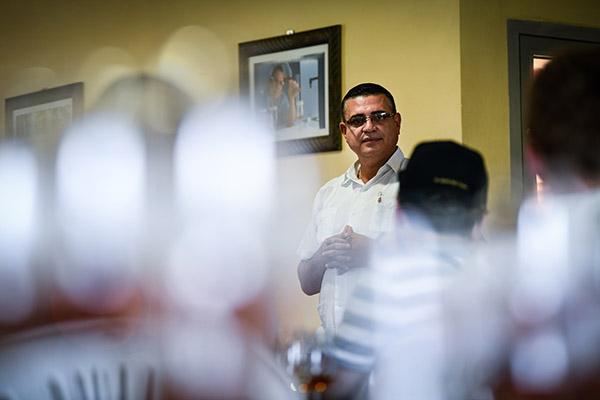 Asbel Morales, Maître rhumier Havana Club