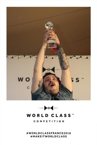 Finale France de la World Class Compétition 2018 : le grand vainqueur