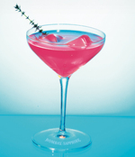 Fiche recette Cocktail : BOMBAY Calvi