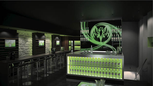 Nouveau bar à Paris : le BACARDI MOJITO LAB