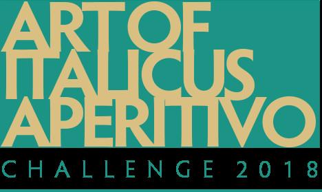 Concours Art of Italicus Aperitivo Challenge 2018