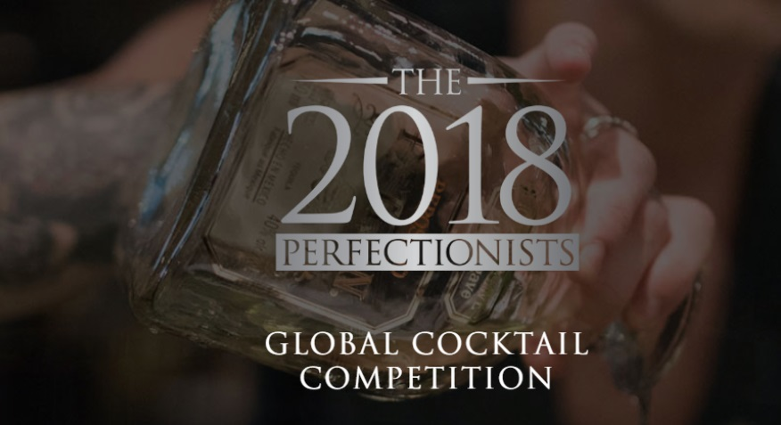Patrón Perfectionists Cocktail Competition 2018