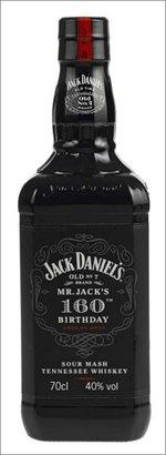 Jack Daniel fête ses 160 ans