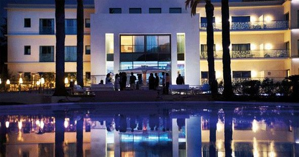 BarbecKUBE Party à l'hotel Kube Saint-Tropez