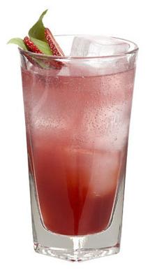 Fiche recette cocktail : Rouge italien