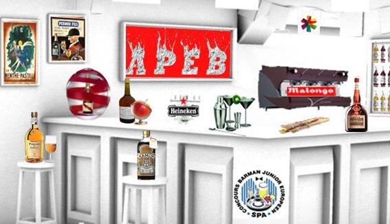Concours du Meilleur Apprenti de France Barman : And the winners are...