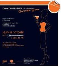 Concours de barmen Cointreau / Groupe Bertrand