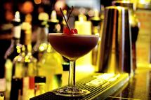 Cocktail création le Mot d'Amour