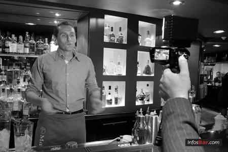 Exclusivit le cocktail cr ation de stephen martin pour - Jazz meridien porte maillot programme ...