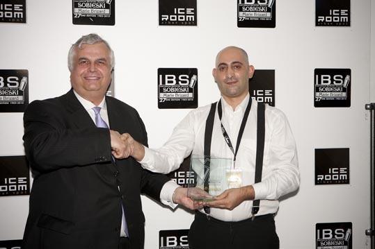 Amit Gilad (Israel), lauréat du concours IBS 2010