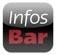 """Thierry Daniel et Eric Fossard annoncent le prochain salon """"Cocktails Spirits"""" sur Infosbar"""