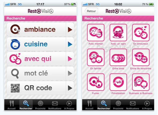 Indispensable : L'App Restovisio disponible