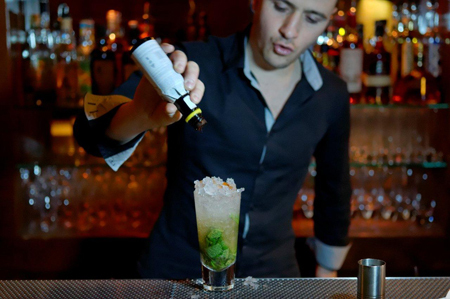 Mojito session au Buddha bar Paris