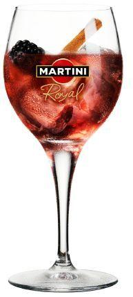 Cocktail Martini Royale Rosato