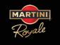 Recette cocktail Martini Royale Rosato