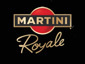 Cocktail : Martini Gold Royale ®
