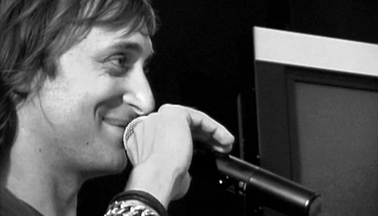David Guetta - Interview Infosbar au salon SIEL 2006
