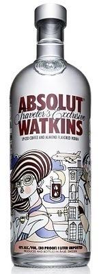 Absolut Watkins, la nouveauté de chez Absolut à découvrir à l'international