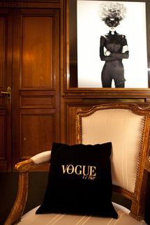 Bar éphémère Vogue à l'Hôtel de Crillon